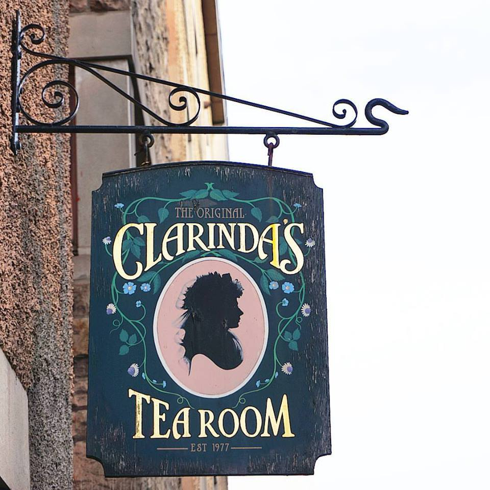 The Best Tea Room In Edinburgh