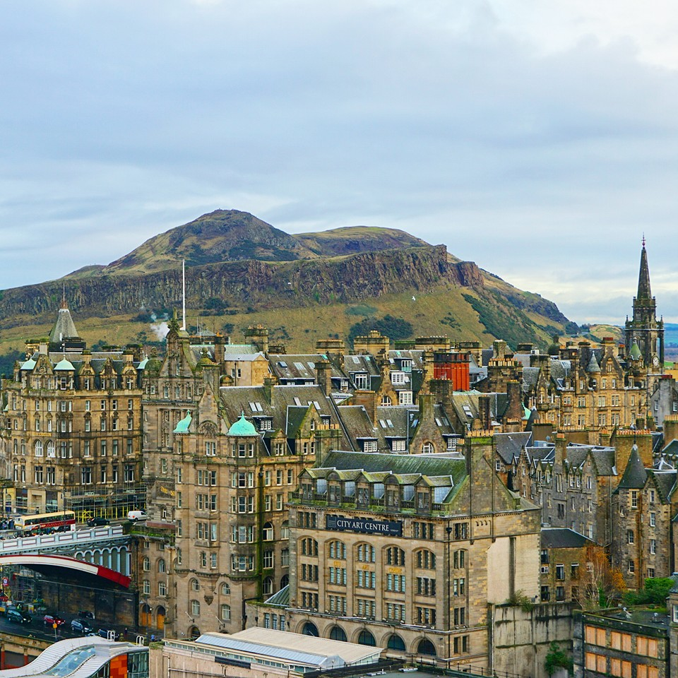 How I Had A 10-Day Vacation In London + Edinburgh For Only $924