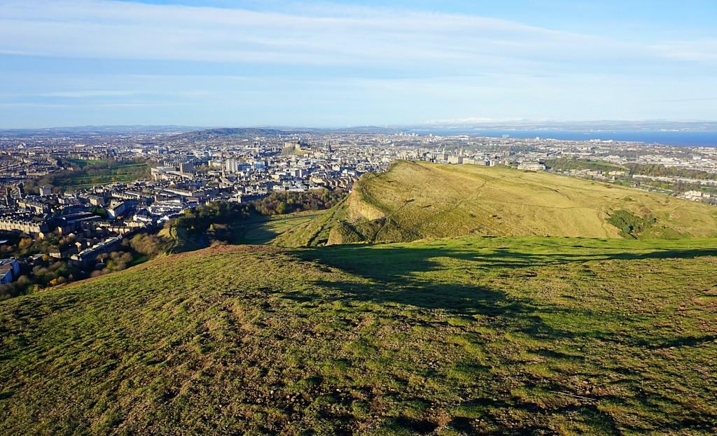 Guide to Climbing Arthur's Seat in Edinburgh