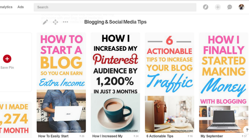 How I increased my Pinterest audience by over 1,200% in just 3 months