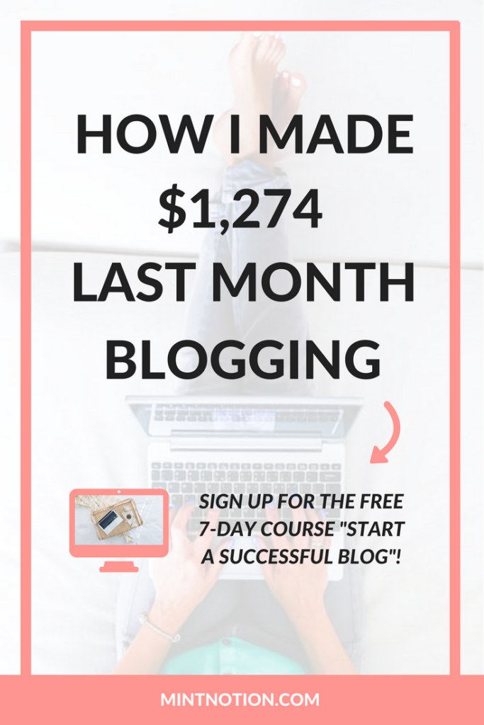 My September 2016 Blog Income Report